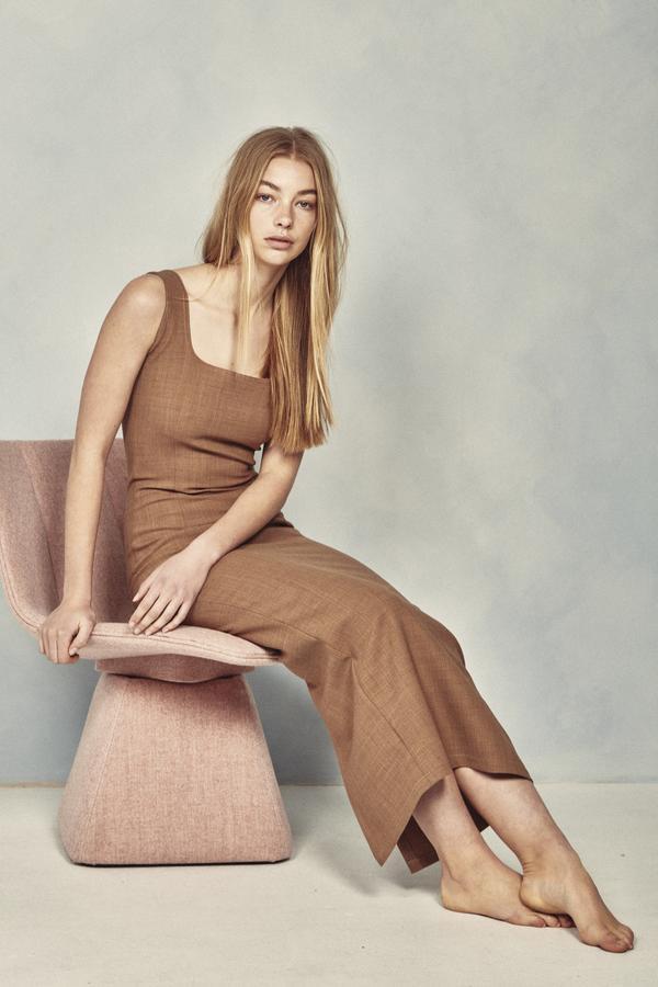 Paris Georgia Basics Dom Dress