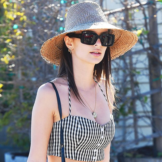 Did Emily Ratajkowski Just Wear the It Outfit of Summer 2017?
