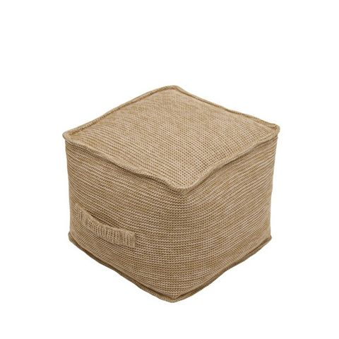 Threshold Outdoor Fabric Pouf