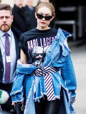 Gigi Hadid Just Introduced Us to the Most Amazing £30 T-Shirts