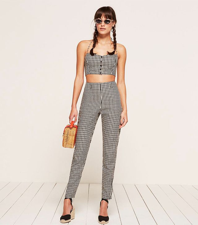 Reformation Claudia Two Piece