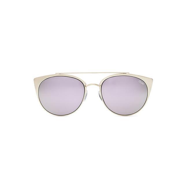 Topshop Melinda Dome Lens Sunglasses