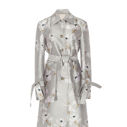 Caia Escapade Silk Blend Coat