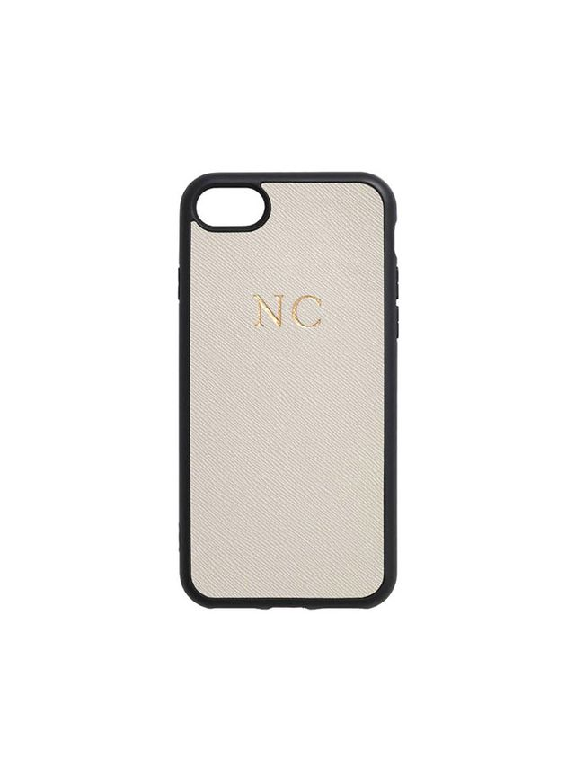 The Daily Edited Mist Grey iPhone 7 Case