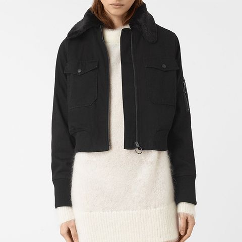 North Denim Jacket