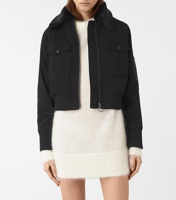 AllSaints North Denim Jacket