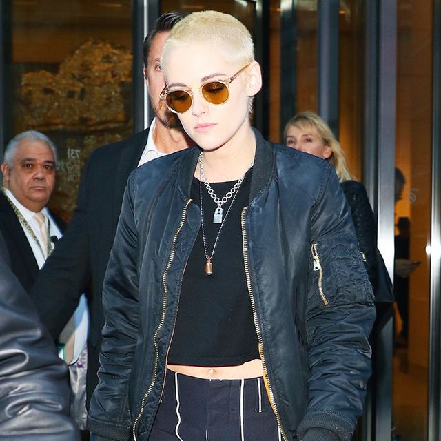 You'll Want to Wear Kristen Stewart's $15 Crop Top With Everything