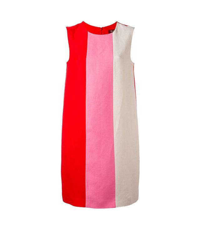 Max Mara Studio Striped Dress