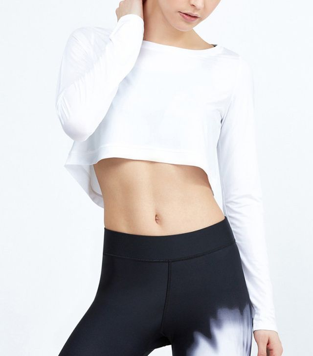HPE Xt-Air Ice Crop Pullover