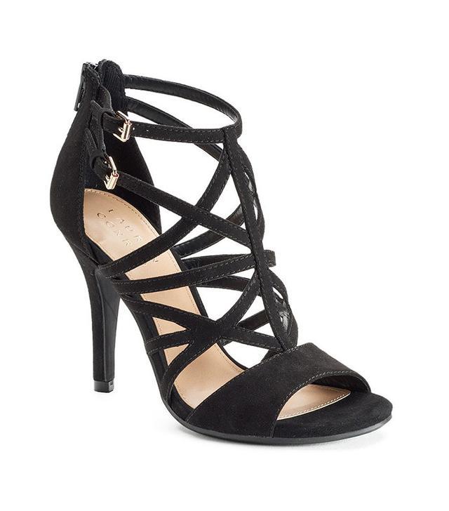 LC Lauren Conrad Luster High Heels