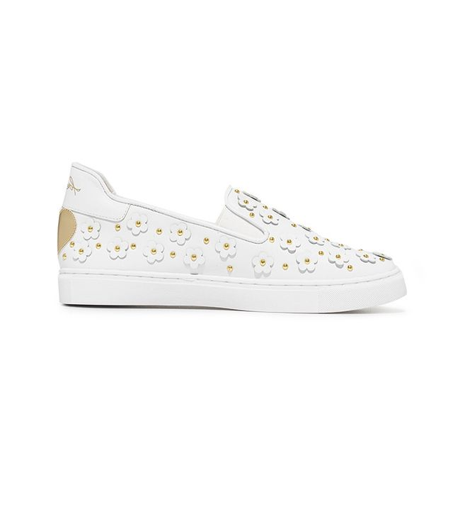 Isa Tapia Taylor Slip-On Sneakers