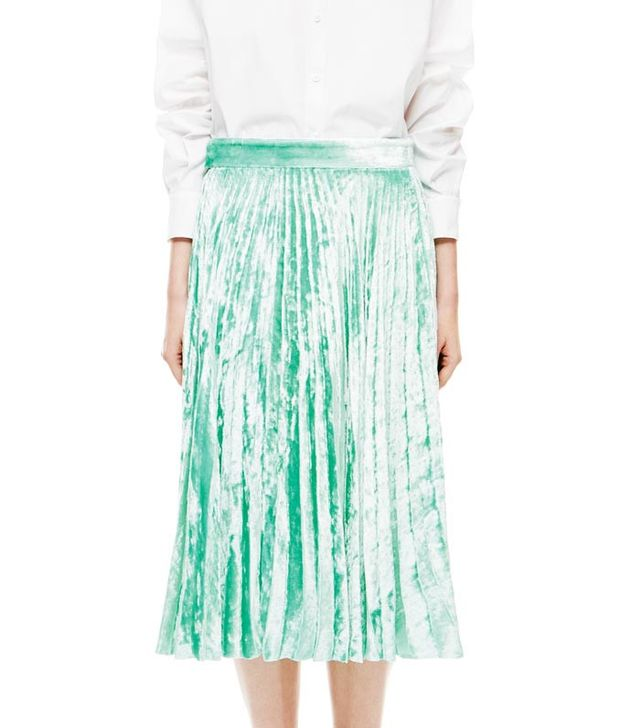 Victoria Beckham Pleated Skirt