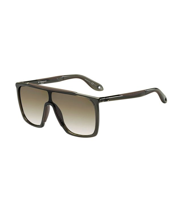 Givenchy Square Gradient Shield Sunglasses
