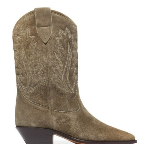 Dallin Suede Boots