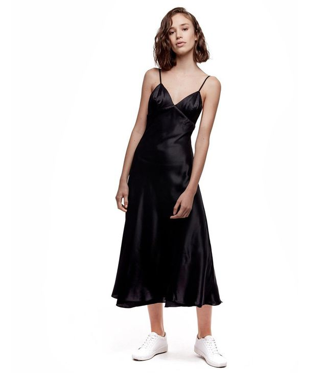 Daya by Zendaya Satin Slip Dress