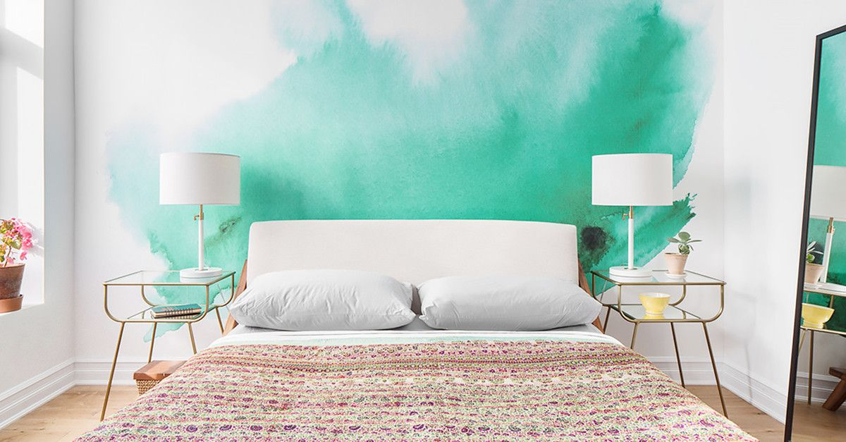 Designers Never Use These Bright Colors In Small Spacesu2014Hereu0027s Why |  MyDomaine