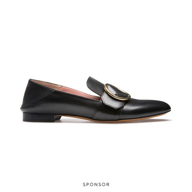 Bally Calf Leather Slipper
