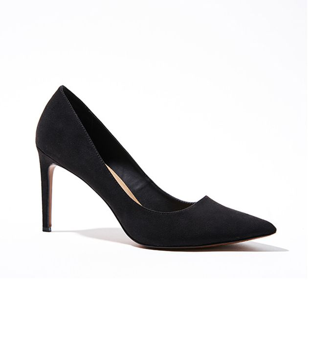 Who What Wear Women's Ally Microsuede Pumps