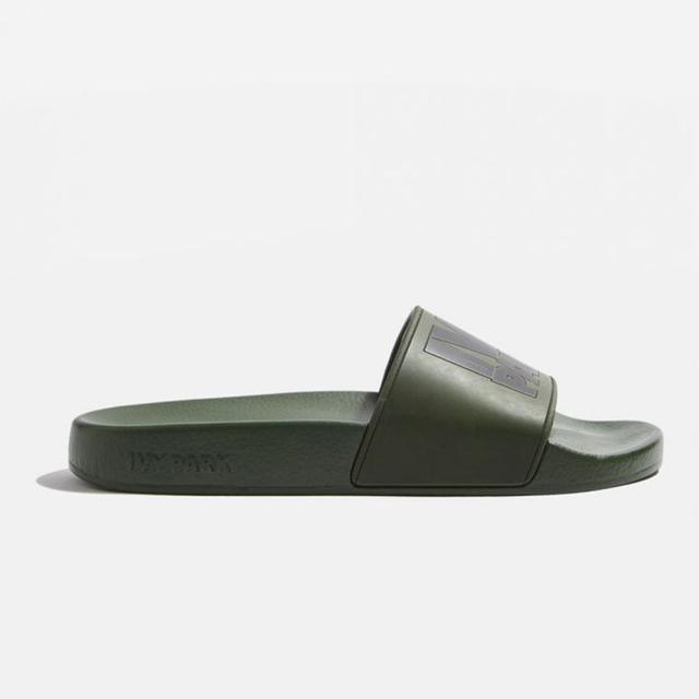 Topshop Hawaii Cross Strap Sandals