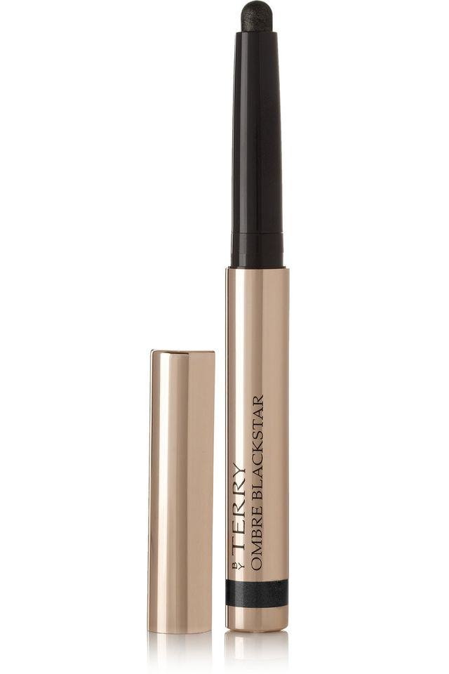 How to apply eyeshadow: By Terry Ombre Blackstar Cream Eyeshadow in Matte