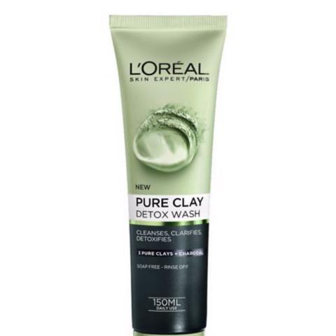 Pure Clay Detox Wash