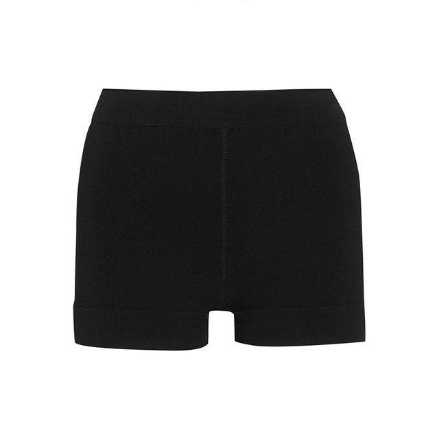 Alaia Stretch Knit Shorts
