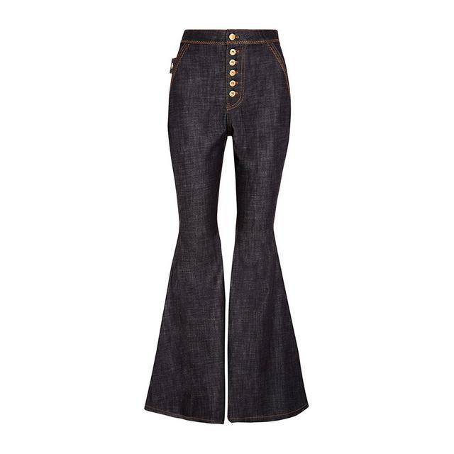 Ellery Ophelia High Rise Jeans