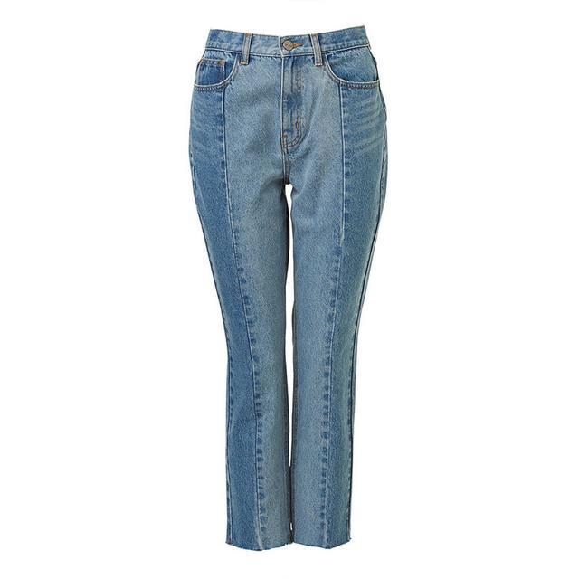 Sportsgirl Spliced Rigid Jeans