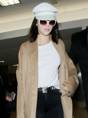 Kendall Jenner Found the Perfect Ankle Boots for the Airport