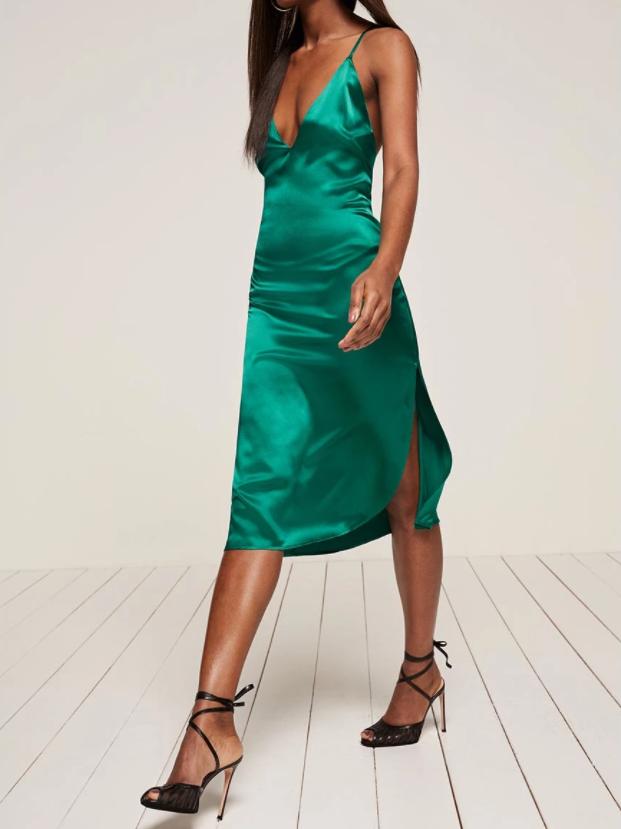 Reformation Liza Dress