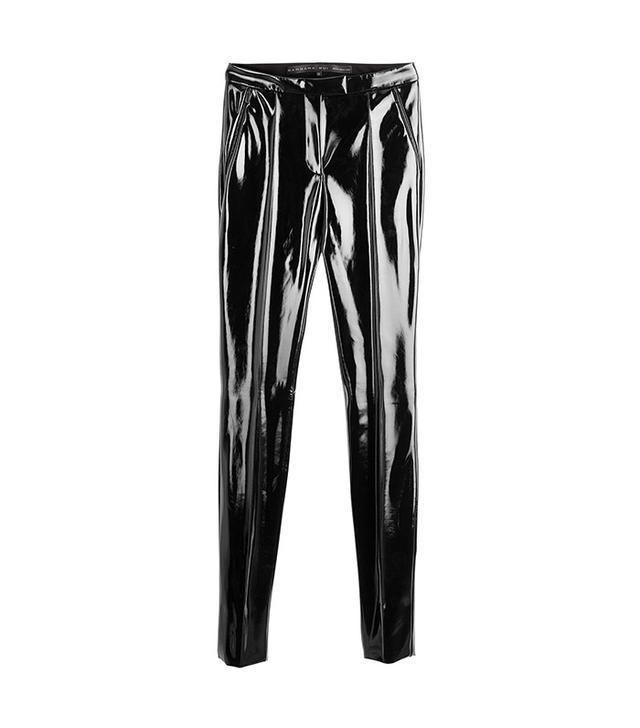 Barbara Bui Patent Skinny Pants