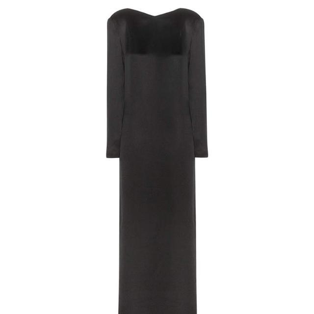 Black dresses the row