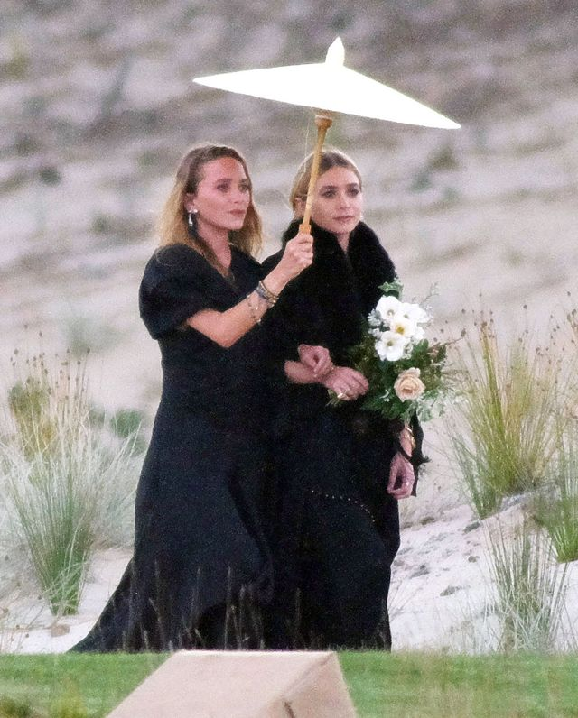 Mary-Kate and Ashley Bridesmaids