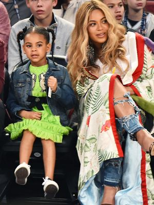 Beyoncé and Blue Ivy Look Identical in This Throwback Photo