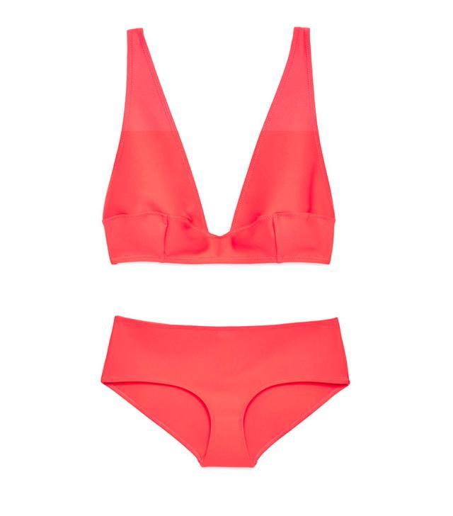 COS Smooth Bikini Top