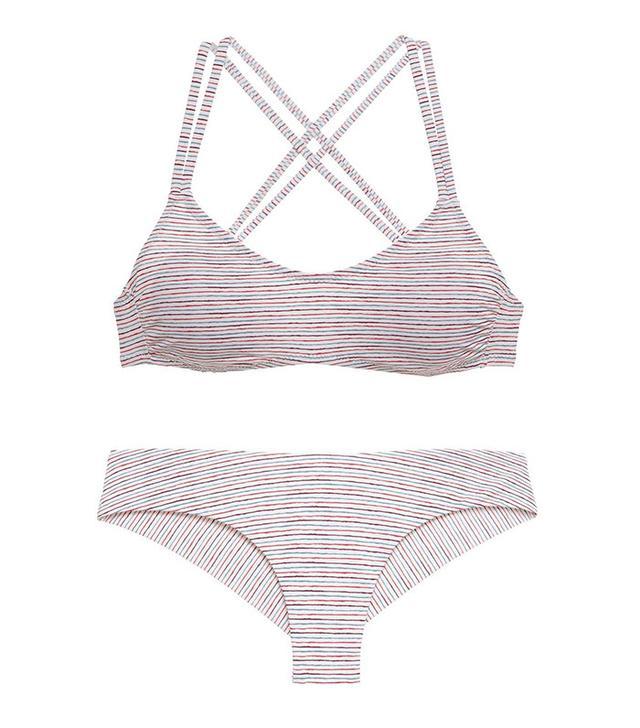 Eberjey Bikini Lines Connor Bikini Top