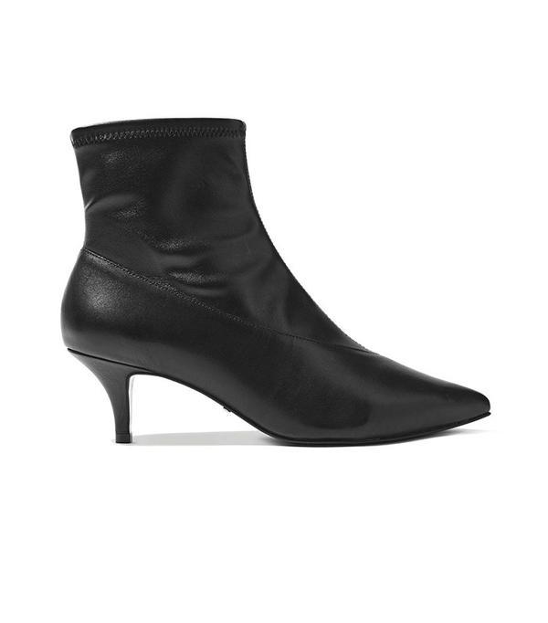 Topshop Malbec Socks Boots