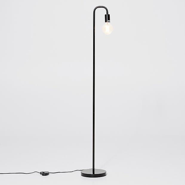 Target Danielle Floor Lamp - Black