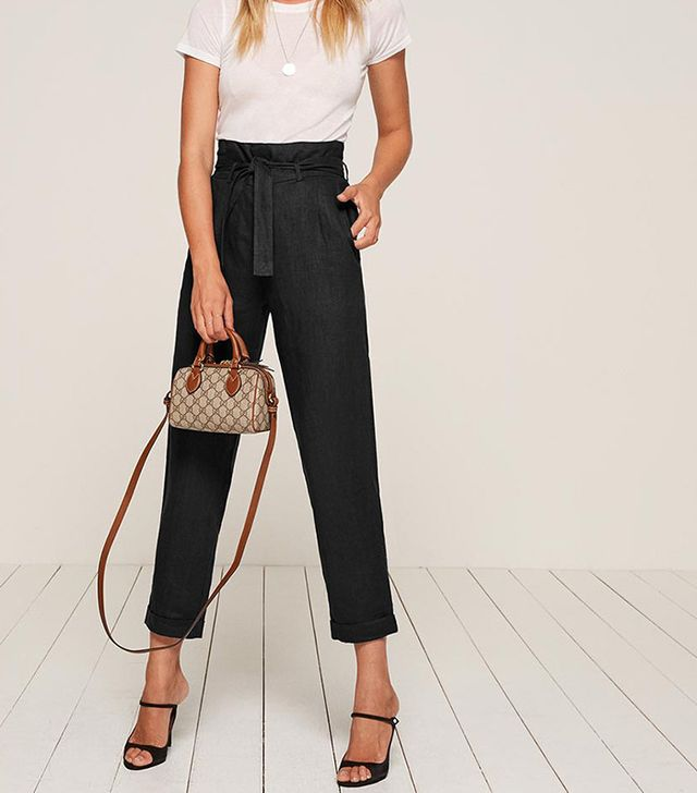 Reformation Fisher Pants