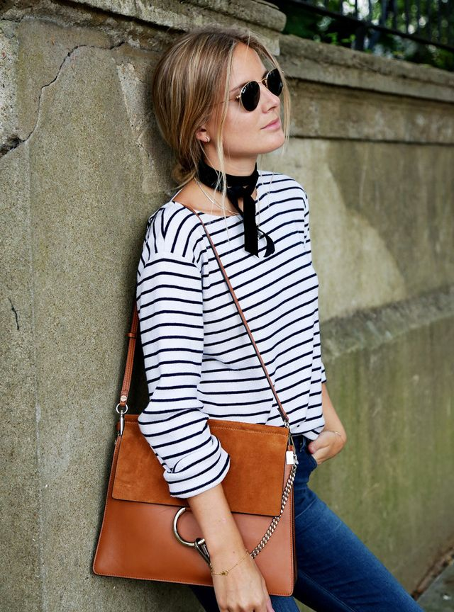 Best Chloe bags: Lucy Williams with the Chloe Faye