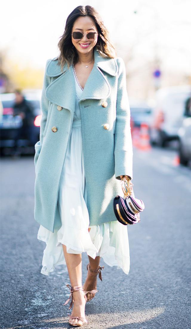 Best Chloe handbags: Aimee Song with the Nile