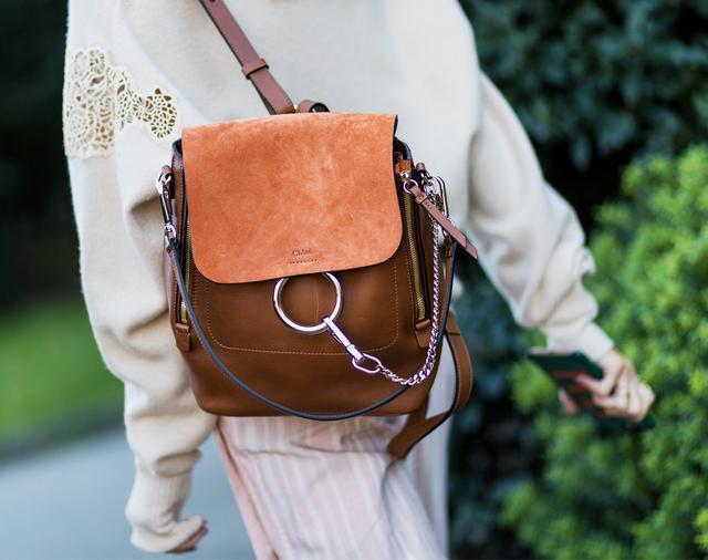 Best Chloe bags: Faye backpack