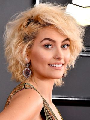 Paris Jackson Looks Like Madonna's Twin in This Harper's Bazaar Shoot