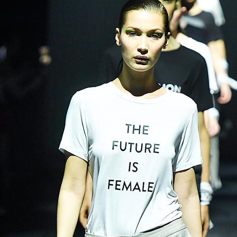 Autumn Winter 2017 Fashion Trends: Slogans