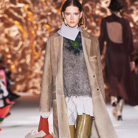 Autumn Winter 2017 Fashion Trends: Big Bags