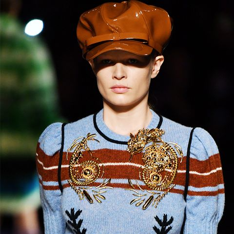 Autumn Winter 2017 Fashion Trends: Mad Hats