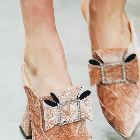 Autumn Winter 2017 Fashion Trends: Sparkly Shoes