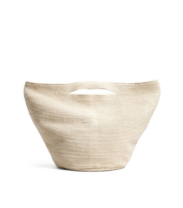 Mango Cotton Bucket Bag