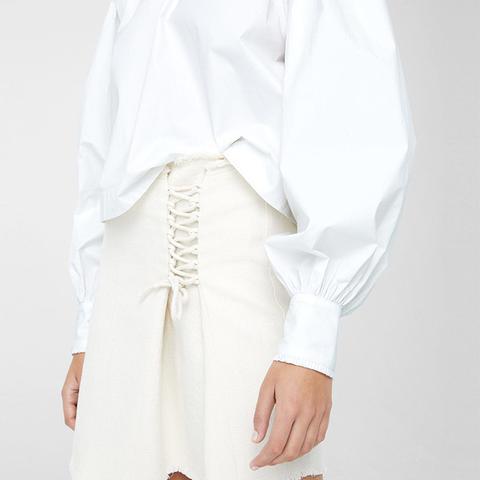 Interwoven Cord Skirt