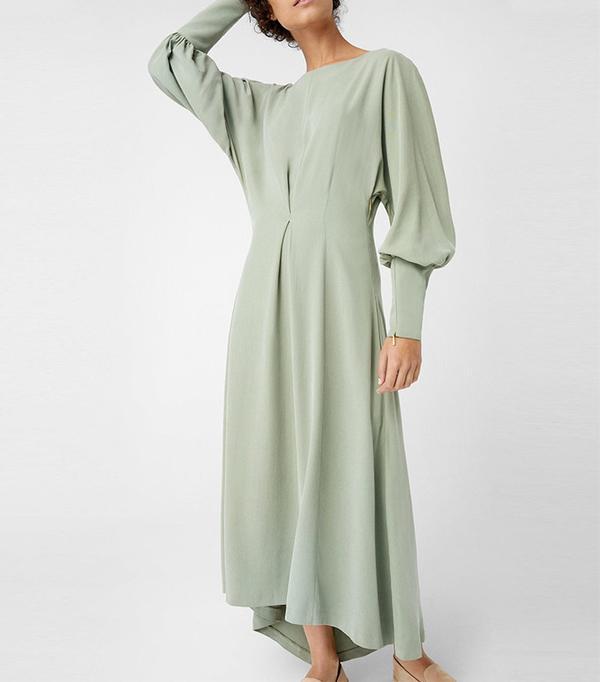 Mango Flowy Modal Dress